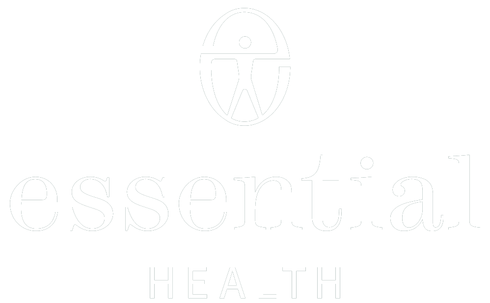 Essential Health logo with text